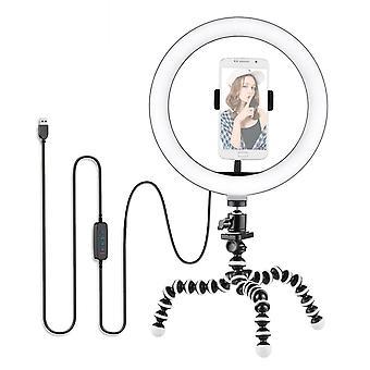 10 Inch/26cm ring video light kit