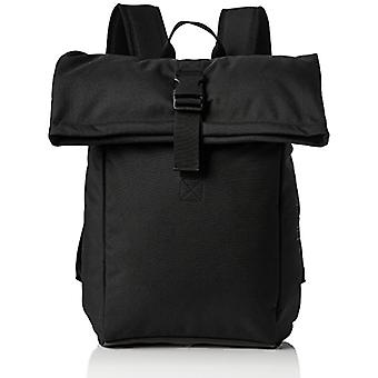 Bree Punch Style 93, Black, Backpack M - Unisex Adult Shoulder Bags, Schwarz (Black), 12x45x41 cm (B x H T)