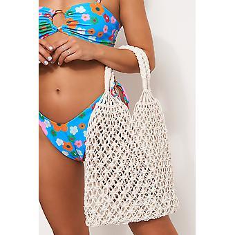 Ibiza Crochet Market Bag