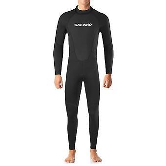2mm Neoprene Full Body Dive Wetsuit Rash Guard for Men Women UV Protection Swimwear for Snorkeling Surfing Scuba Diving Swimming Sailing