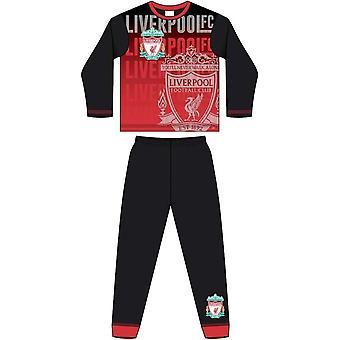 Liverpool FC Boys Sublimated Pyjama Set