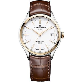 Baume & mercier watch clifton m0a10401