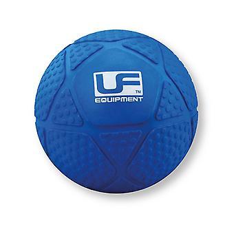 Urban Fitness Massage Bal PVC 12cm Blauw