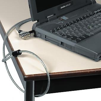 Hama numeriek slot voor laptops, 4 cijfers