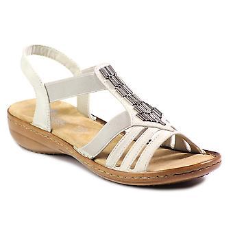 Rieker 6080080 universaalit kesä naisten kengät