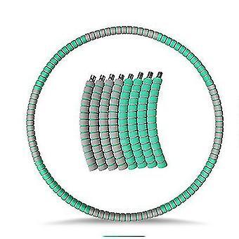 الأخضر الرمادي المرجح هولا هوب لفقدان الوزن ممارسة اللياقة البدنية تجريب az14645
