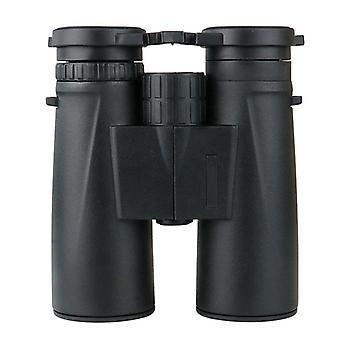 10X42 Dürbün, Kuş Gözlemciliği Için Güçlü Yetişkin Dürbünleri Yürüyüş Konserleri Kamp-BAK4 Prizma FMC Lens Daha keskin detaylar ve ışık, su geçirmez ve Toz geçirmez,(siyah)