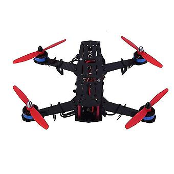 10 coppie 5040 Cw Ccw Propellers Puntelli per Rc Quadcopter Multi-copter Rosso