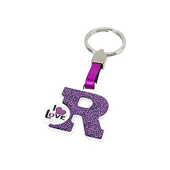 سلسلة المفاتيح حرف R