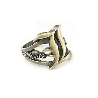 Death Note Anime Ring Zinc Alloy Finger Ring For Cosplay