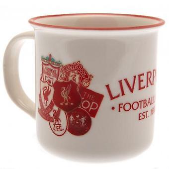 Liverpool FC Mini Retro Mug