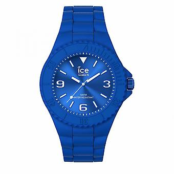 Mixed Watch Ice Watch Watches ICE generation - Flashy blue - Medium - 3H 019159 - Blue Silicone Strap