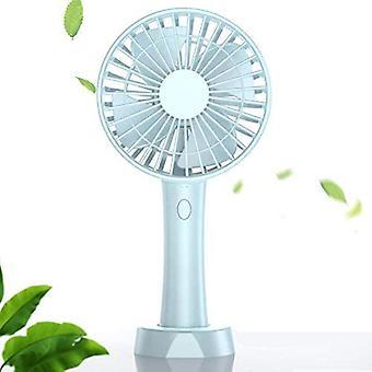 Mini fans portable usb hand held fan  personal electric fans rechargeable desktop cooler
