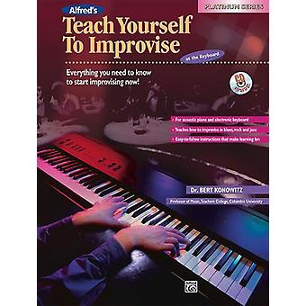 Teach Yourself To Improvise At The Keyboard (Book/Cd) Keyboard