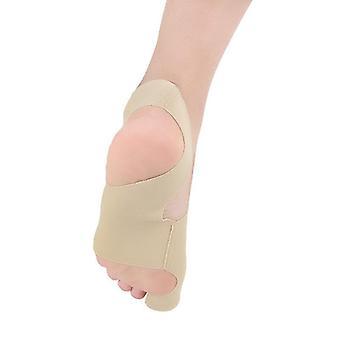 1 Par de dedo do pé corretivo anti-agachamento torção pé protetor de pé cuidado corretivo do pé