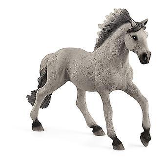 Boerderij Wereld Sorraia Mustang Hengst Speelgoed Figuur