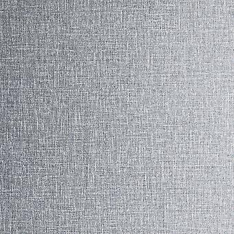 Arthouse Luxe Hessian Mid Grey Tapete 295400