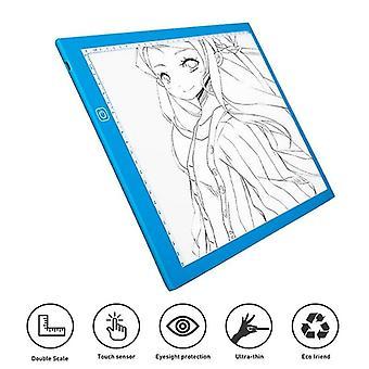 A4 ledes rajzpad tabletta elektronikai festőtáblák netic