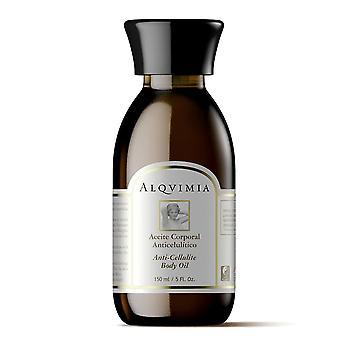 Anticelluliter Kroppsolja Alqvimia (150 ml)