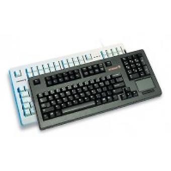 Cherry TouchBoard G80-11900 ljusgrå brittisk layout