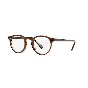 Eyeglasses oliver peoples gregory peck ov5186 1625 espresso glasses