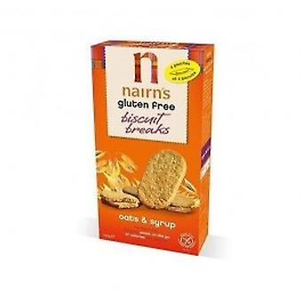Nairns - G/F Oat & Syrup Biscuit Breaks