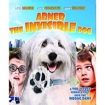 Abner osynliga hund [Blu-ray] USA import