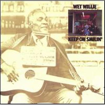 Wet Willie - Keep on Smilin' [CD] USA import