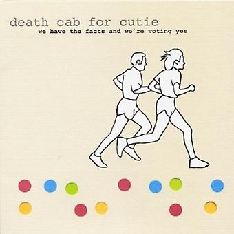 Death Cab for Cutie - We Have the Facts & We're Vo [CD] USA import