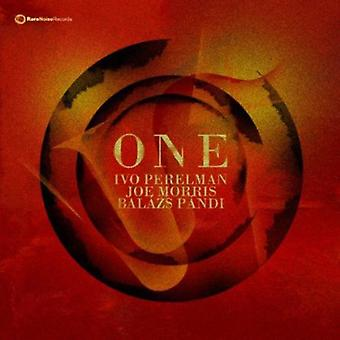 Perelman/Morris/Pandi - Perelman/Morris/Pandi: One [CD] USA import