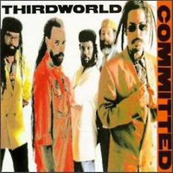 Third World - Committed [CD] USA import