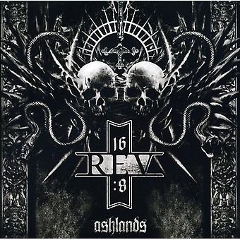 Rev 16:8 - Ashlands [CD] USA tuonti