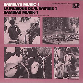 Gambia's Music - Vol. 1-Gambia's Music [CD] USA import