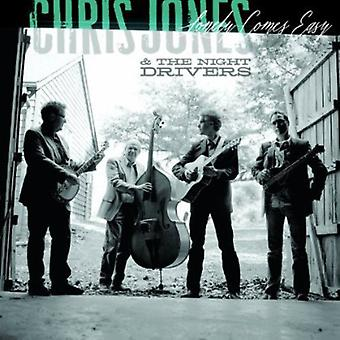 Chris Jones & the Night Drivers - Lonely Comes Easy [CD] USA import