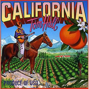 Tom Hall - Californië [CD] USA import