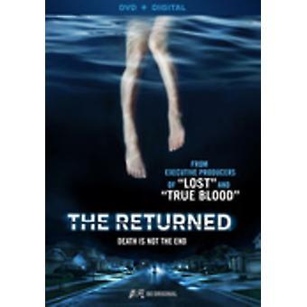 Returneret [DVD] USA import
