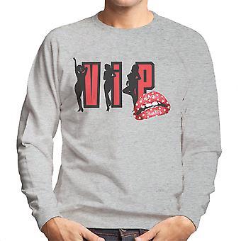 VIP-Sexy meisjes lippen mannen Sweatshirt