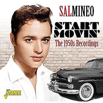 Sal Mineo - Start Movin - the 1950s Recordings [CD] USA import