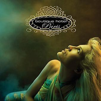 Water Music Records - Boutique Hotel Paris [CD] USA import