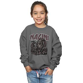 Harry Potter Mädchen Nagini Splats Sweatshirt