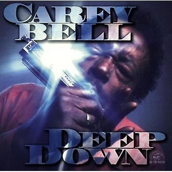 Carey Bell - Deep Down [CD] USA tuonti