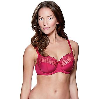 Charnos Sienna Red Full Cup Bra 129501