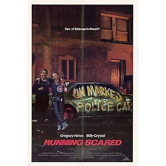 Poster do filme Running Scared (11 x 17)