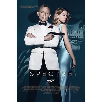 James Bond - Spectre - un She affiche Poster Print