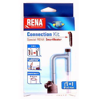 Mars Fishcare Rena Smartheater External Filter Connection Kit