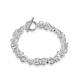 Womens Damen komplizierte Kette Armband in modernem Design