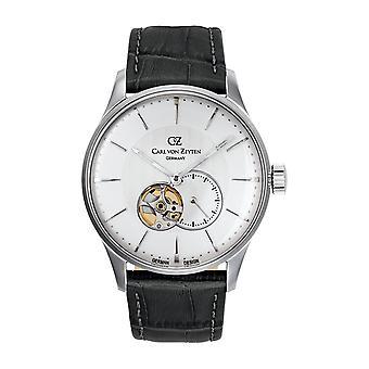 Carl of Zeyten men's watch wristwatch automatic Brigach CVZ0022SL