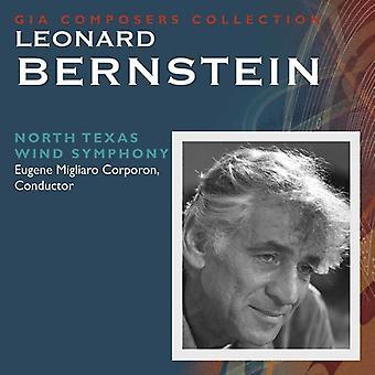 Bernstein / North Texas Wind Symphony / Corporon - Leonard Bernstein [CD] USA import