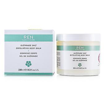 Ren Guerande Salt Exfoliating Body Balm - 330ml/11.2oz