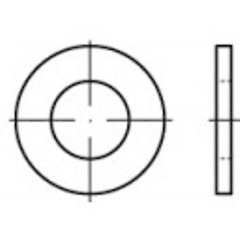 Lavaveggi 5,3 mm 10 mm Acciaio 100 pc(i) TOOLCRAFT 105350